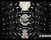 Negotiated Study - G-Shock Advertising Campaign