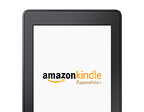 All New Kindle Paperwhite - Redesign Concept