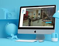 Website redesign - Urbanization Ciudad Celeste