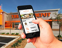 Home Depot Pitch App