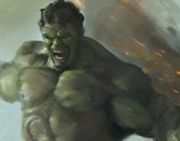 Hulk Studies