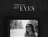Through her eyes / Analog photography