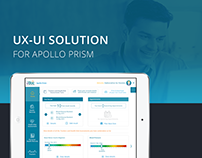 UX-UI SOLUTION -  For Apollo Prism