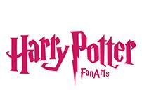 WIP - Harry Potter FanArts