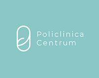 Policlinica Centrum visual identification