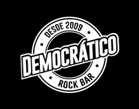Democrático Rock Bar | REBRAND