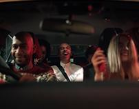 Uber - The night before Gifmas