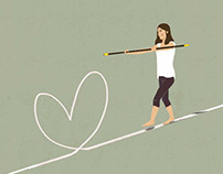 How to keep balance in a relationship