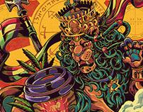 Genesis & Marley Coffee lightbox