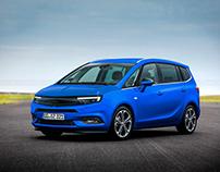 Opel Zafira & Zafira Life