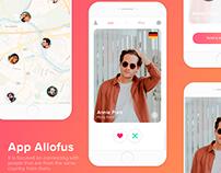 iOS App Allofus