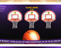 INstant Win Games-Bank Shot