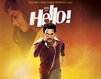 Movie Publicity : Hello - Marching Ants -Akhil Akkineni