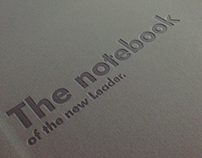 Volkswagen The notebook of the new Leader