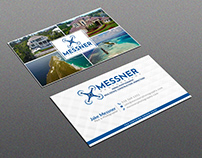 Logo & Business Card for a Arial Photographer