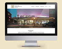 Hansen Architecture - Web Design