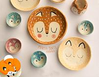 Marta Sorte - Ceramics handmade