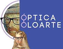 Branding: Optica Oloarte