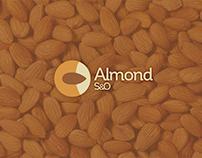 Almond S&O - Branding