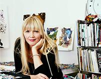 Kristjana Williams: Artist Profile, on the Julep Blog