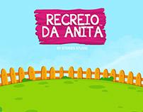 RECREIO DA ANITA: ANIMATION AND CHARACTER DESIGN