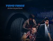 Toyo Tires Campaign ideas