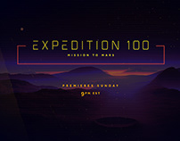 """Expedition 100: Mission to Mars"" Design Boards"