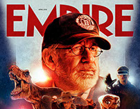 Empire Magazine: Spielberg Takeover (April 2018)