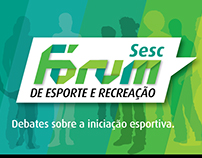 Fórum de Esporte e Recreação