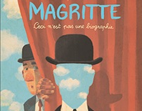 """Magritte"" A graphic Novel."