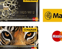 Proposed Credit Card Design(Maybank and MasterCard)