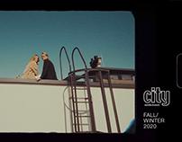 City men&women 2020 Fall/Winter