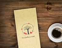 Cardápio Casa da Árvore Café