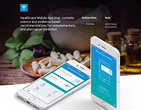 Healthcare Mobile App - iOS/Android