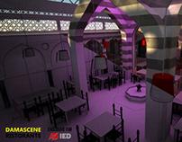 Damascene Ristorante - Architecture Competition