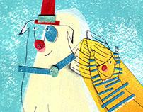 La Vuelta al Mes en 30 Ilustradores / 2015