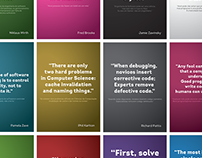 Coding posters (2015)