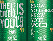 SPRITE LYRICAL CANS