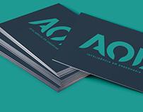 AOB Engenharia | Identidade Visual