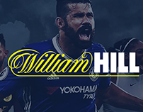 William Hill Online UX/UI