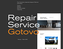 Repair Service GOTOVO | Kyiv based