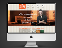 Website Ksanova Decor