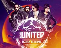United Music Festival Artworks