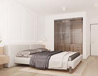 PUREWHITE Bedroom