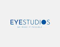 Eye Studios | Brand identity
