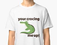 Croc apparel