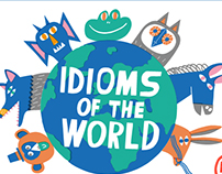 Idioms of the World