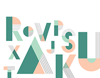 Milwaukee Mod Typeface