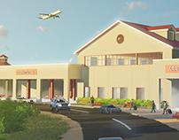 South Caicos Air Terminal