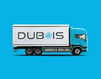 Dubois Logo Design